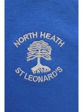 North Heath P.E T Shirt Royal