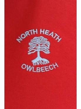 North Heath P.E T Shirt Red