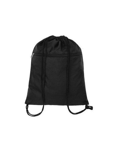 Black gym kit Bag