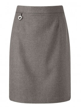 Grey Junior Skirt