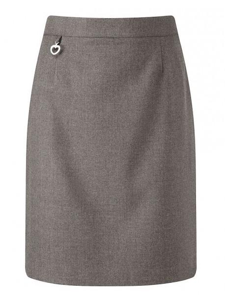 Grey Junior Skirt