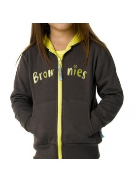 Brownie Hooded Jacket