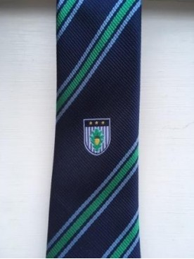 Burgess Hill Academy Tie Green