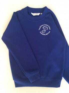 Gattons Sweatshirt with School Logo
