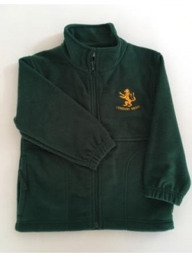London Meed Fleece with School Logo