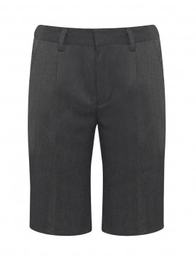 Junior Grey Shorts