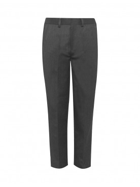 Boys Junior Grey Trousers
