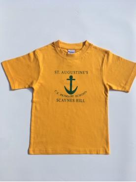 St Augustine PE T-Shirt