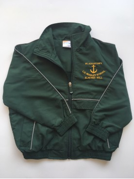 St Augustine Tracksuit Top