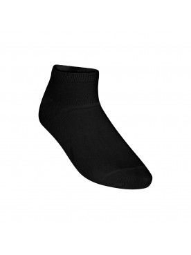 Black Trainer Socks