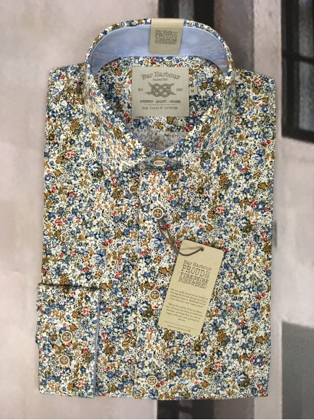 Check Shirt by Douglas and Grahame