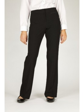 Girl's black school trousers