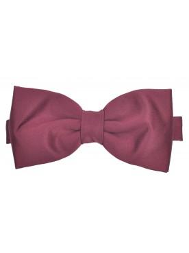 Bow Tie Burgundy