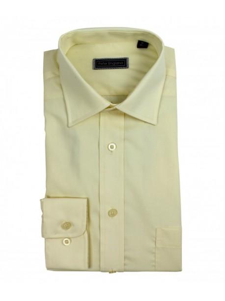 Peter England Pride Shirt Lemon