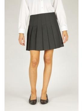 Hazelwick Grey School Skirt