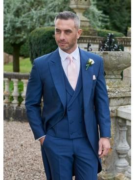 Royal Blue Mohair Tail Suit