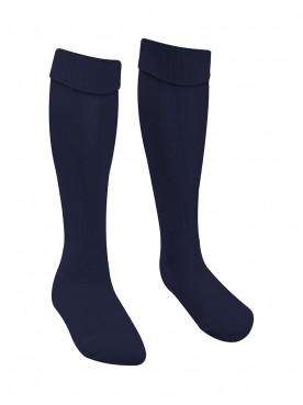 Navy Games Sock