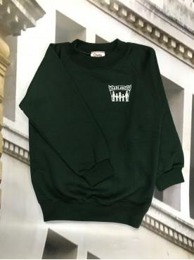 Harlands P.E Sweatshirt with School Logo