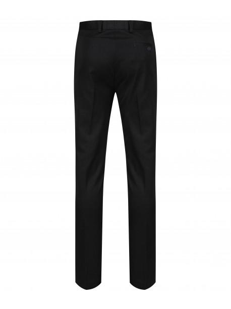 Boys Slim Fit Black trousers