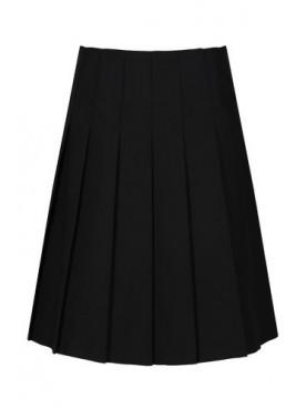 Weald Pleated Skirt