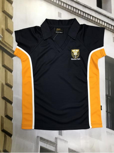 Warden Park Girls Amber PE Polo