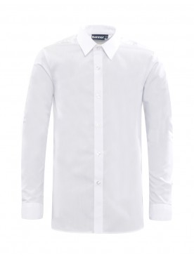 White Long Sleeved Shirts TWIN PACK
