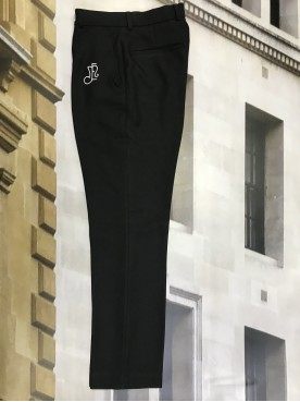 Millais Black Trousers