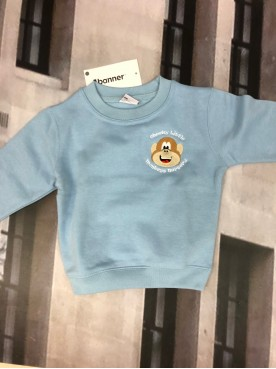 Cheeky little Monkeys Sweatshirt