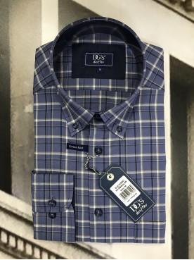 Check Shirt by Douglas and Grahame