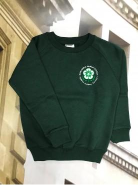 Wivelsfield Sweatshirt with School Logo