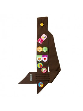 Brownies Standard Badge Sash