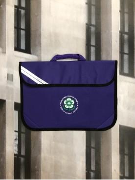 Wivelsfield Purple Book Bag