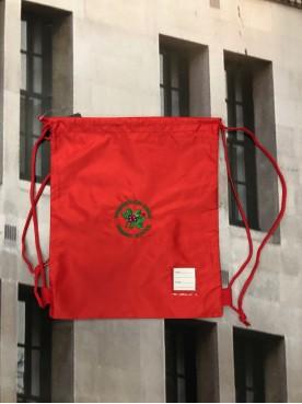 Wisborough Green P.E Bag Red