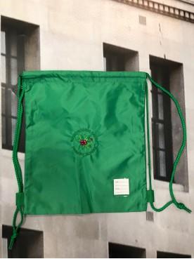 Wisborough Green P.E Bag Emerald