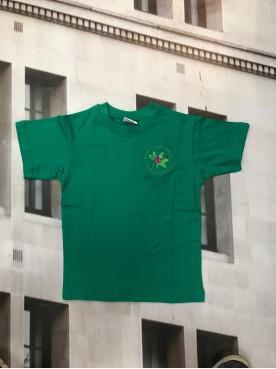 Wisborough Green P.E T Shirt Emerald