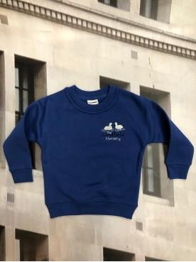 Lindfield Nursey Sweatshirt with Logo