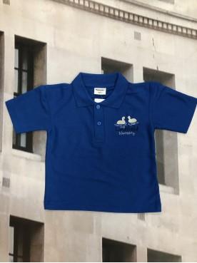Lindfield Nursey Polo Shirt with Logo