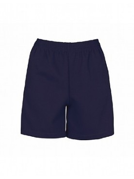 Warden Park Navy P.E Shorts
