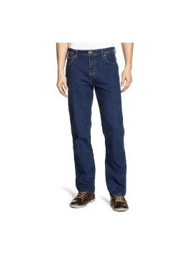 Wrangler Texas Jeans Stretch Darkstone