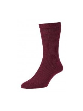 HJ 90 Wool Rich Softop Burgundy