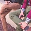Men's Cotton Trousers