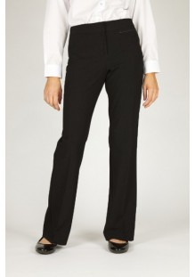 Girl's black school trousers