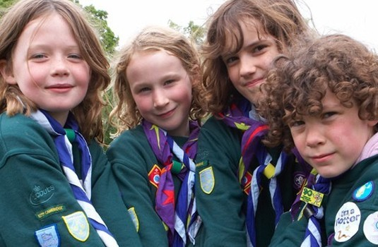 Beaver, Cub, Scout, Guide & Brownies